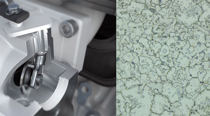 Tenneco PT New wear resistant materials to reduce Cobalt reliance