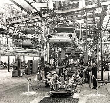 05 1972 СКП Цех сварки главный кондуктор Белокопытов