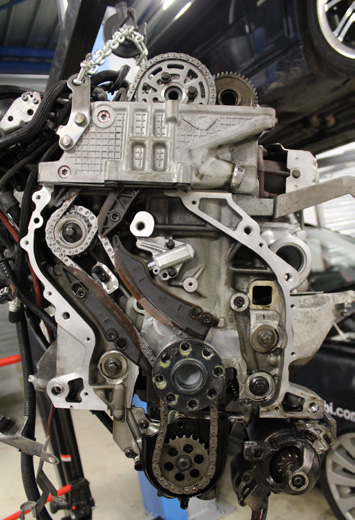 SWAG Timing Chain BMW pic4