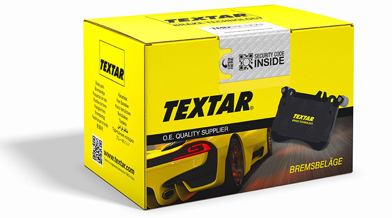 Textar BrakePadBox